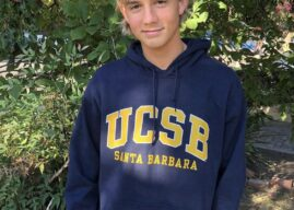 Cubmitted (Swim & Dive): Jude DiStefano '21, UCSB
